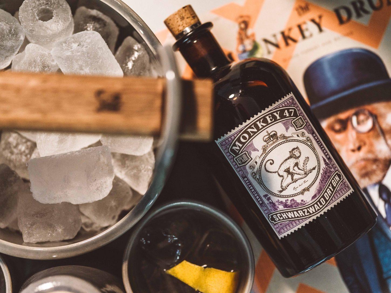 Monkey 47 ponovno »top trending gin«