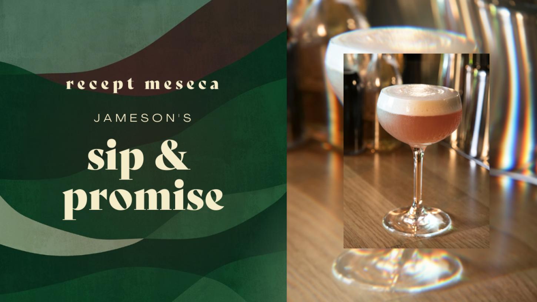 Jameson recept meseca