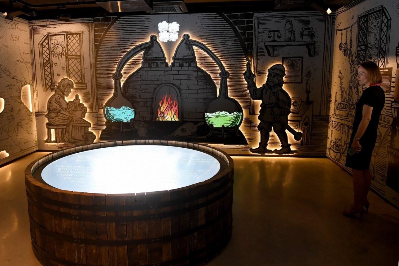 S pobudo Pernod Ricarda do prvega poljskega muzeja vodke.