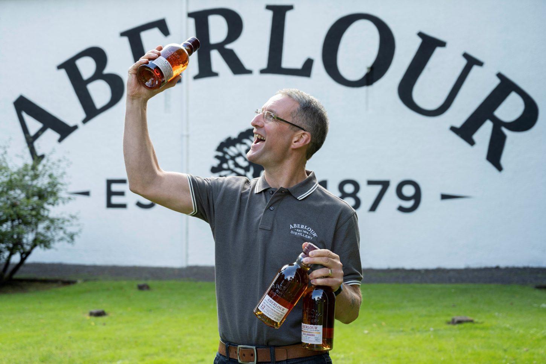 Škotski viski Aberlour osvojil zlato na tekmovanju ISC 2020