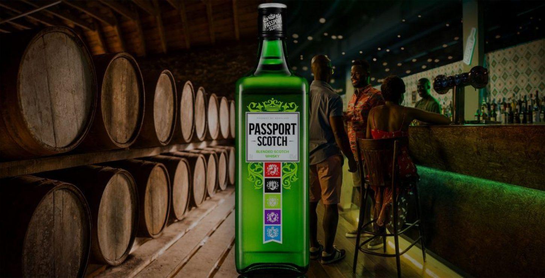 Spoznajte viski Passport Scotch