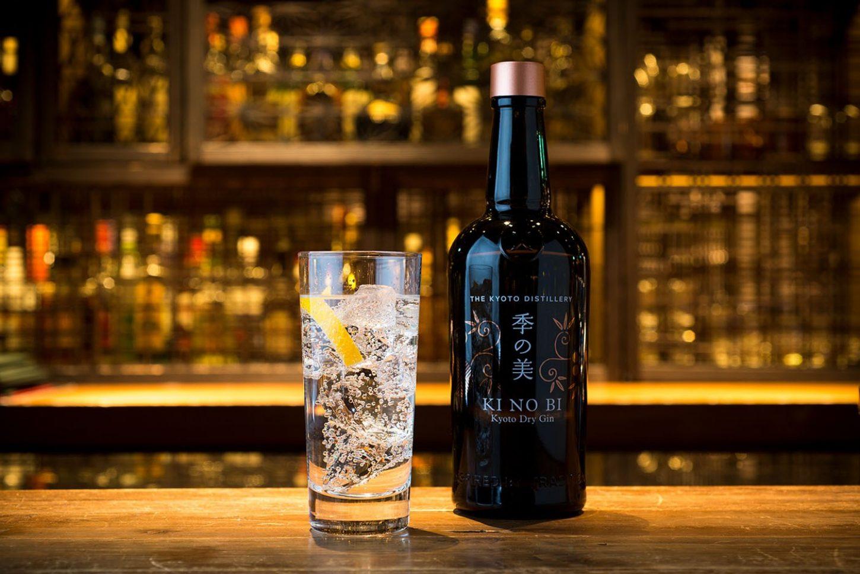 KI NO BI Kyoto Dry Gin tudi v Sloveniji