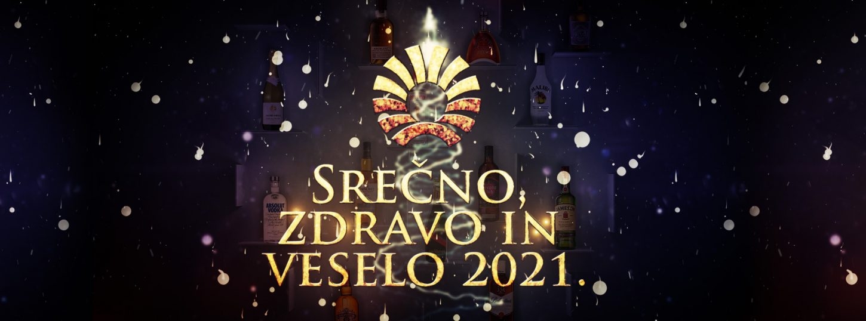 Srečno, zdravo in veselo 2021!