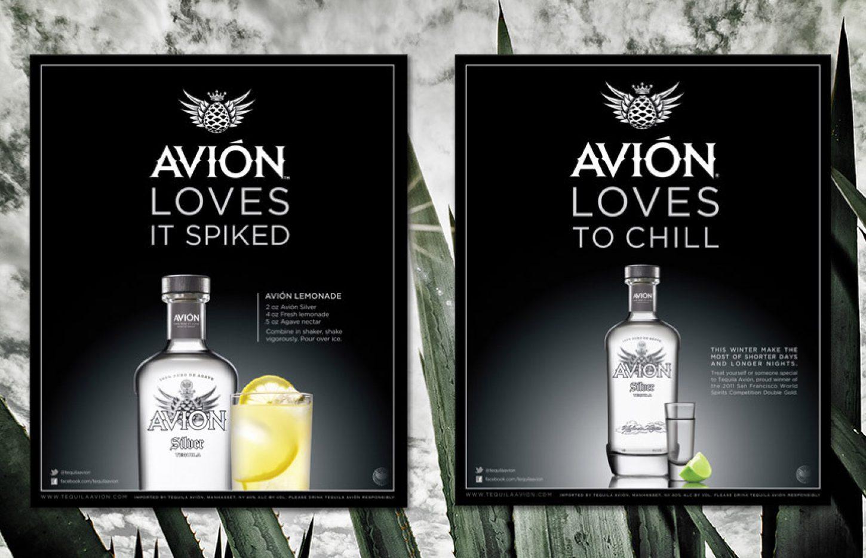 AVIÓN SILVER – tekila bogatih okusov agave