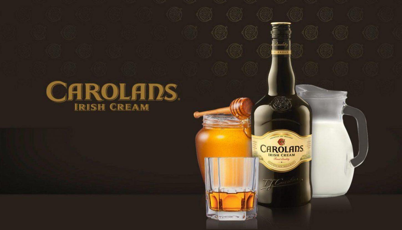 Pernod Ricard Slovenija postal uradni zastopnik znamke Carolans.