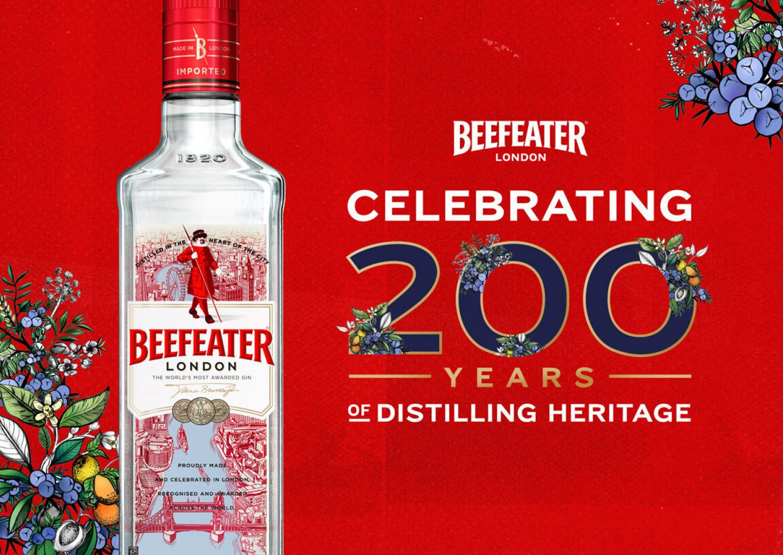Beefeater praznuje 200 let