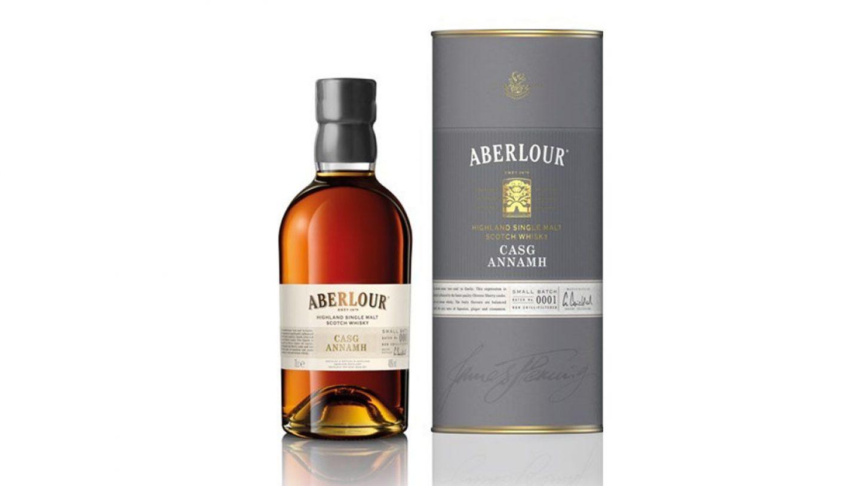 Predstavljamo Aberlour Casg Annamh, bogat enosladnik iz šeri sodov