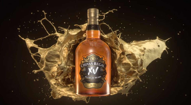 Chivas XV – petnajstletna mešanica škotskega viskija za nove slavnostne priložnosti