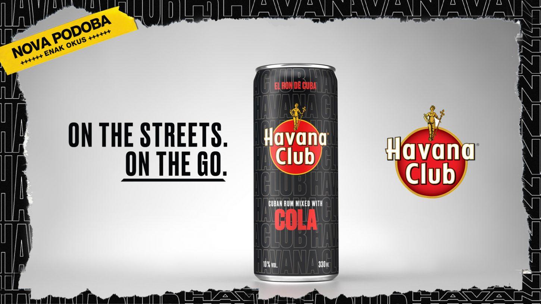Havana Club – nova podoba, enak okus!