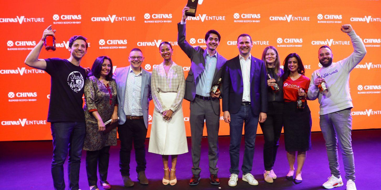 Xilinat okronan za zmagovalca letošnjega Chivas Venture!