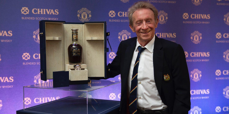 Steklenica Chivas The Icon 50th Anniversary Limited Edition prodana na Sotheby's dražbi za 21.780 funtov