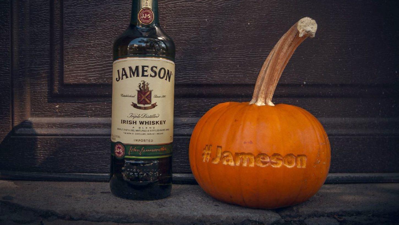 Noč čarovnic v Jameson slogu
