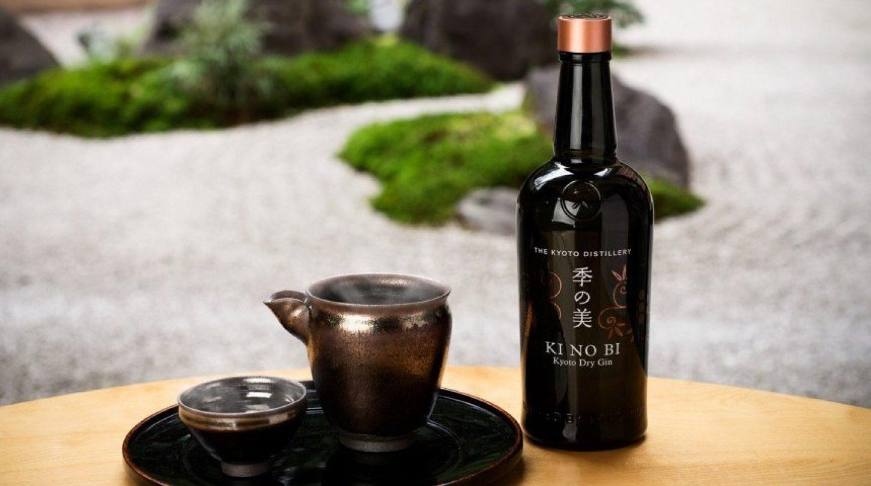 KI NO BI KYOTO DRY GIN – gin z japonsko tradicijo