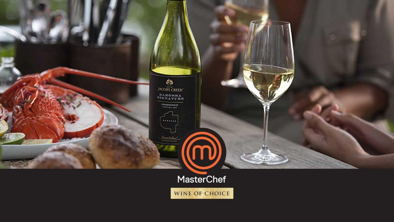 Jacob's Creek že drugo leto sodeluje kot uradno vino projekta Masterchef Australia