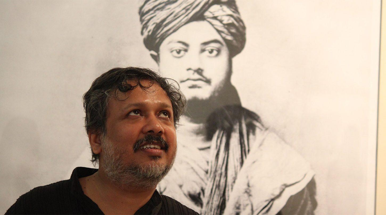 Indijski umetnik in zgodovinar Samit Das in njegovo delo