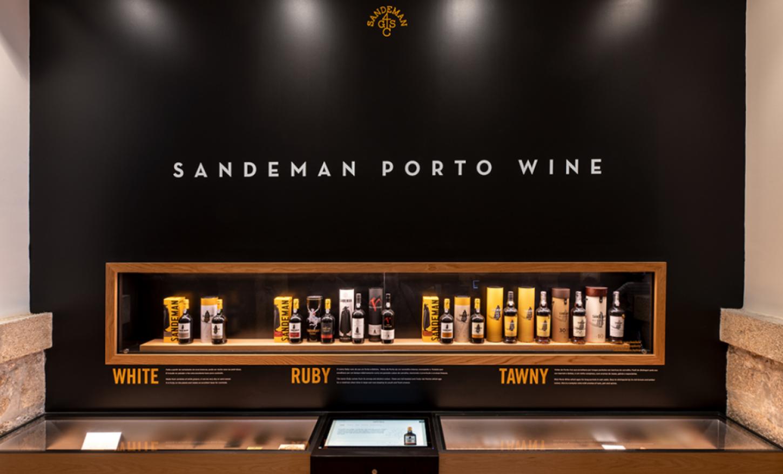 Sandeman - najbolj nagrajena znamka porto vina 2017