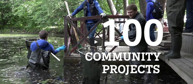 8. ponovitev Responsib'ALL dneva Pernod Ricard: 100 projektov po svetu