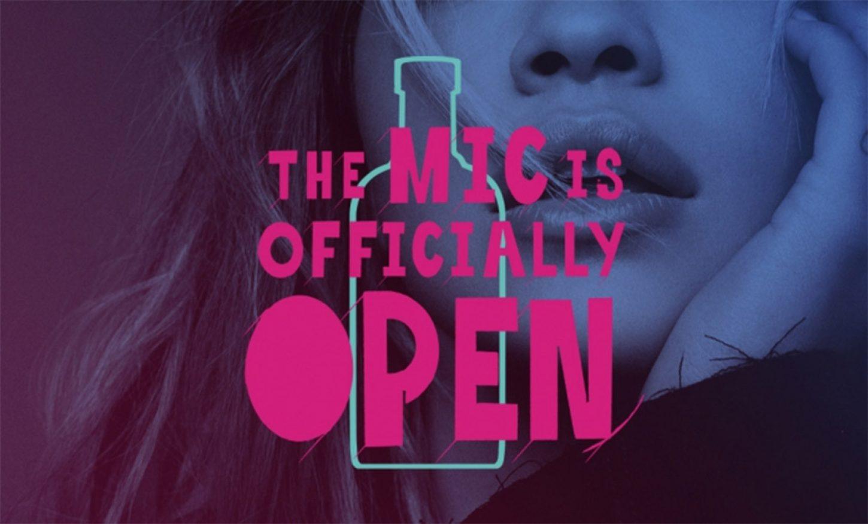 Odkrijte nov Absolut projekt »Rita Ora - Open Mic«