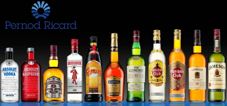 Pernod Ricard ukinja potrošni material za enkratno uporabo