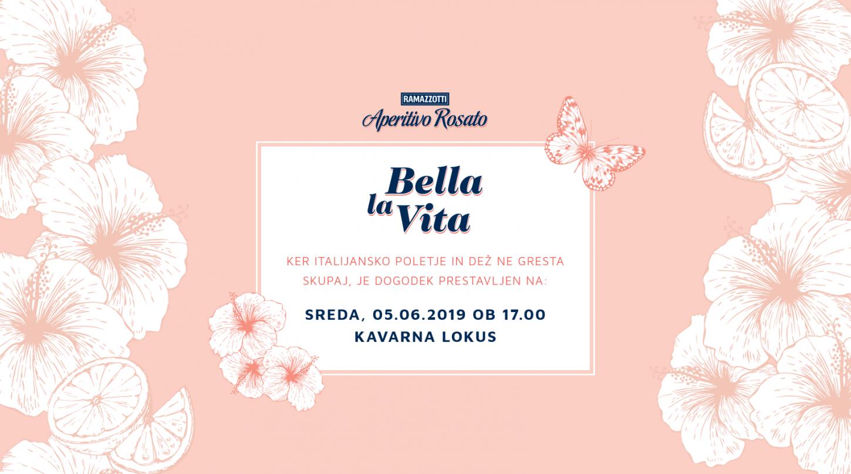 Bella la Vita - poletje v pravem italijanskem slogu