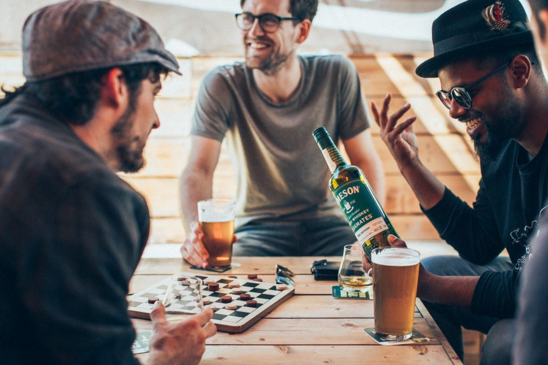 Jameson Caskmates IPA Edition + pivo = popolna pijača!