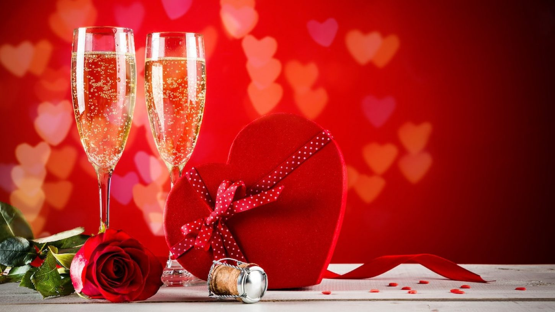 Prihaja Valentinovo